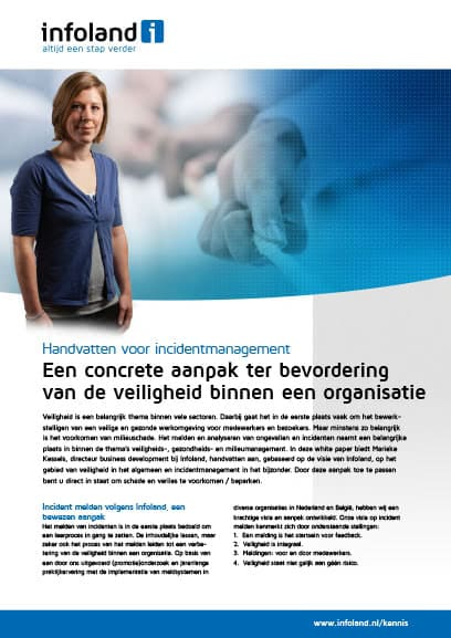 Handvatten voor incidentmanagement