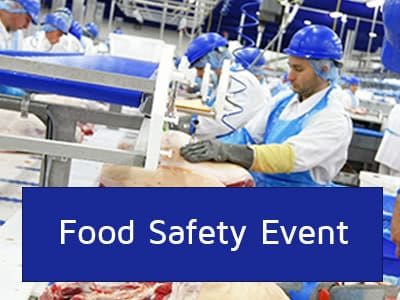 food safety event 1 | | Food Safety Event | Infoland