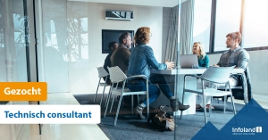 Infoland vacature consultant
